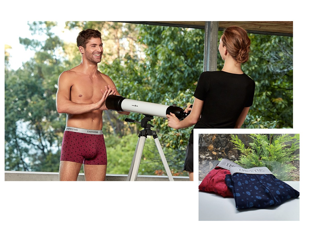 Impetus Underwear Winter