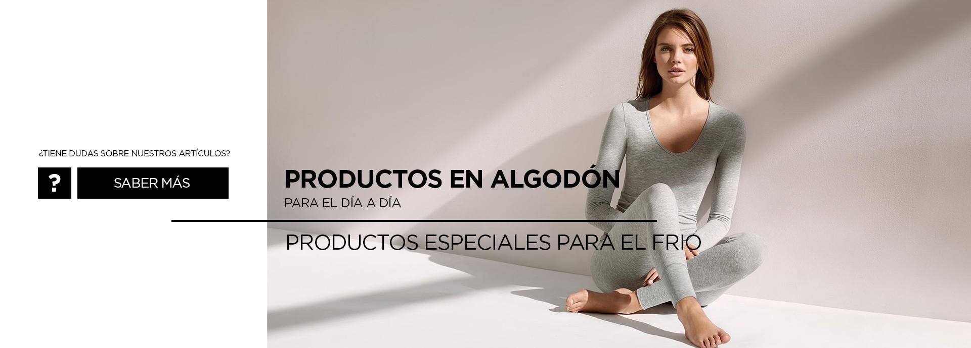 PRODUCTOS ESPECIALES DE INVIERNO