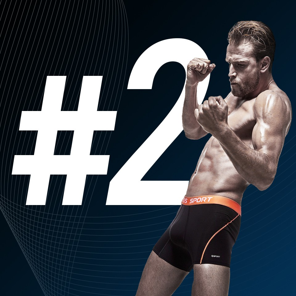 Boxers | Ventilação 360º | Impetus Underwear
