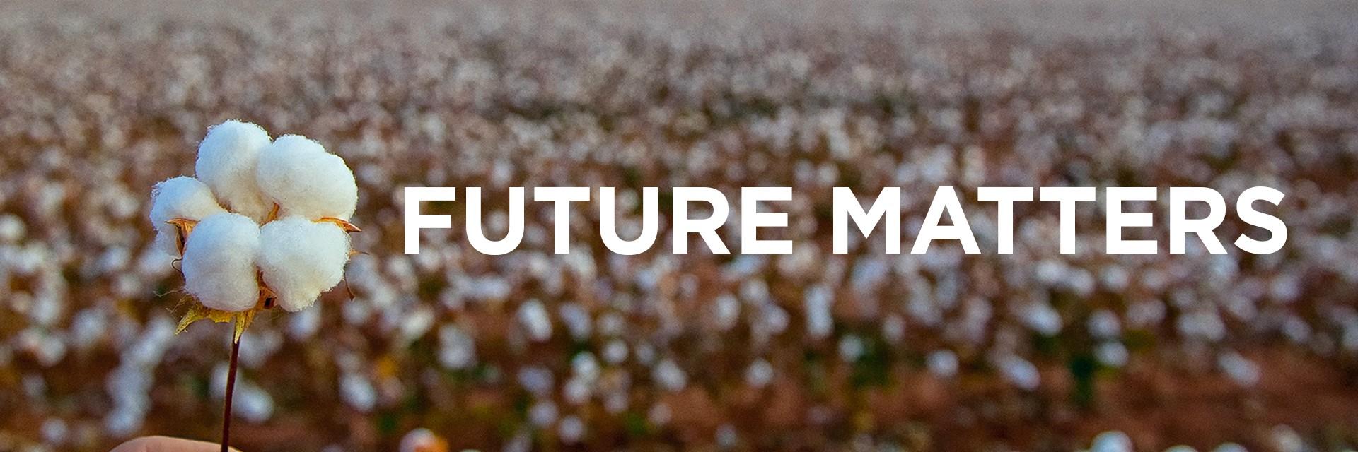 O futuro importa | Organic | Impetus underwear