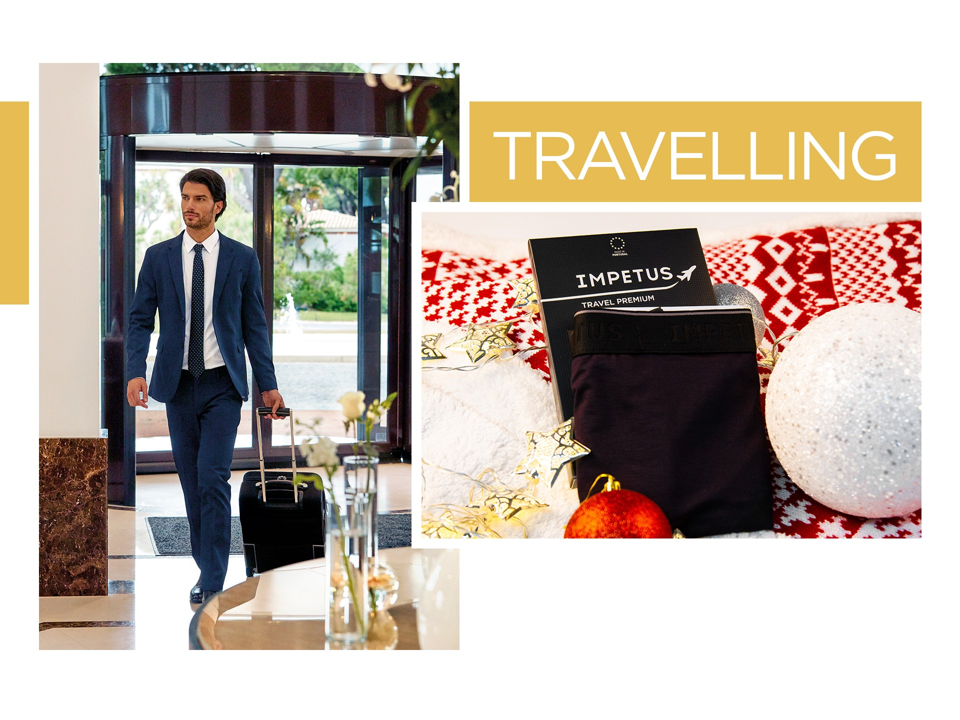 Gifts for Men | Christmas gifts | Travel | Impetus