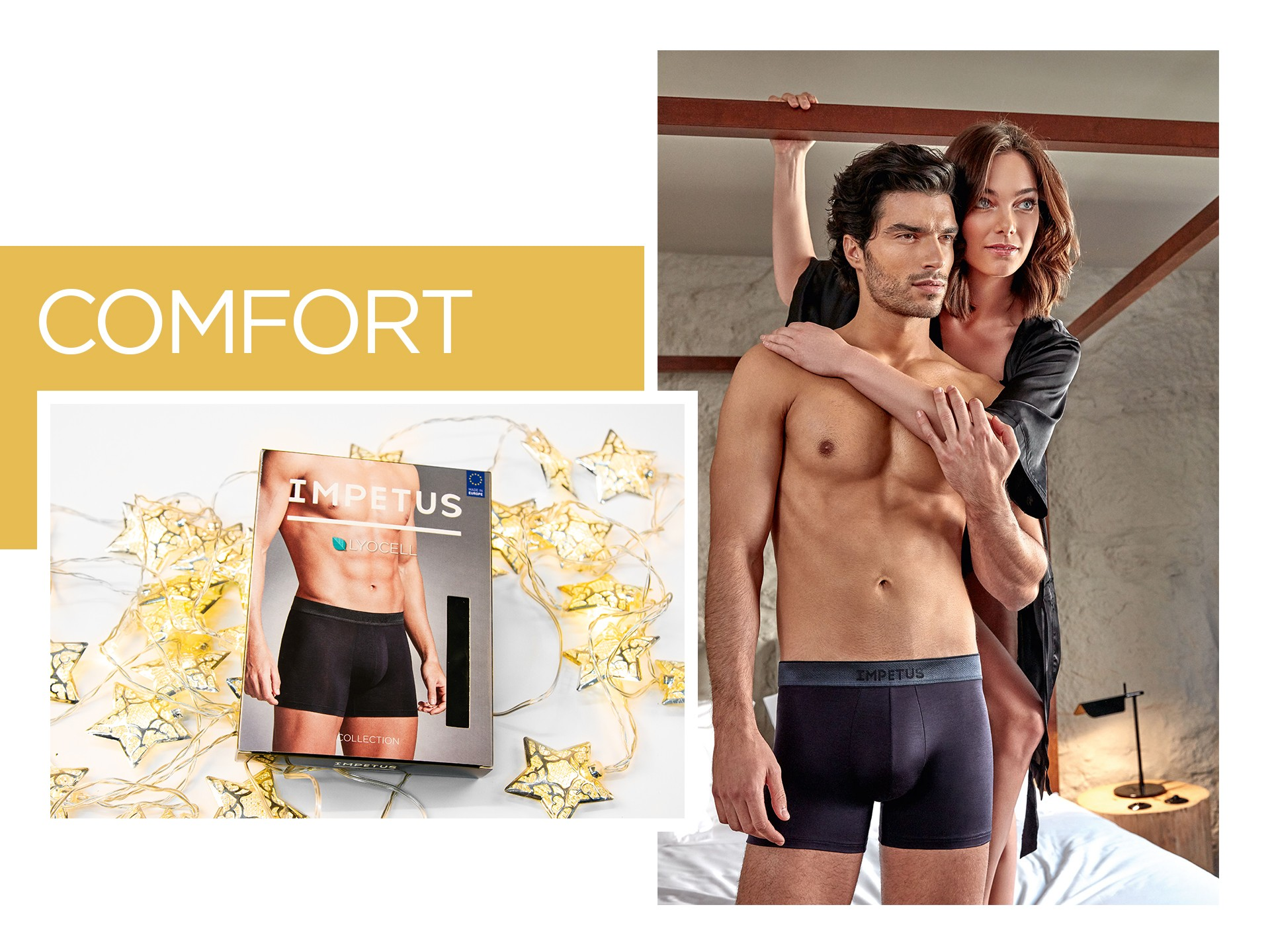 Christmas Gifts | Underwear for Men | Impetus