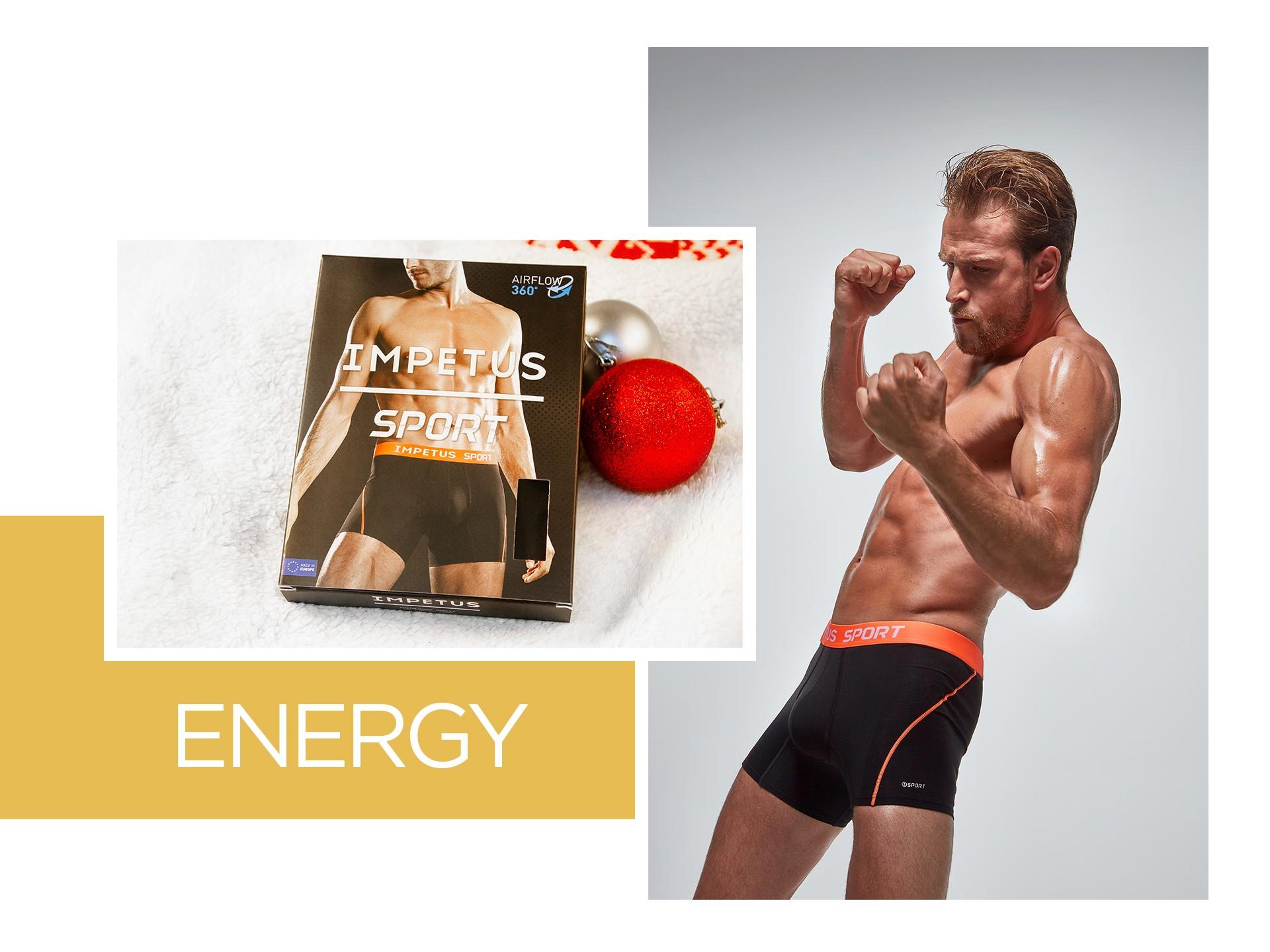 Christmas Gifts for Men | Underwear for sportsmen | Impetus