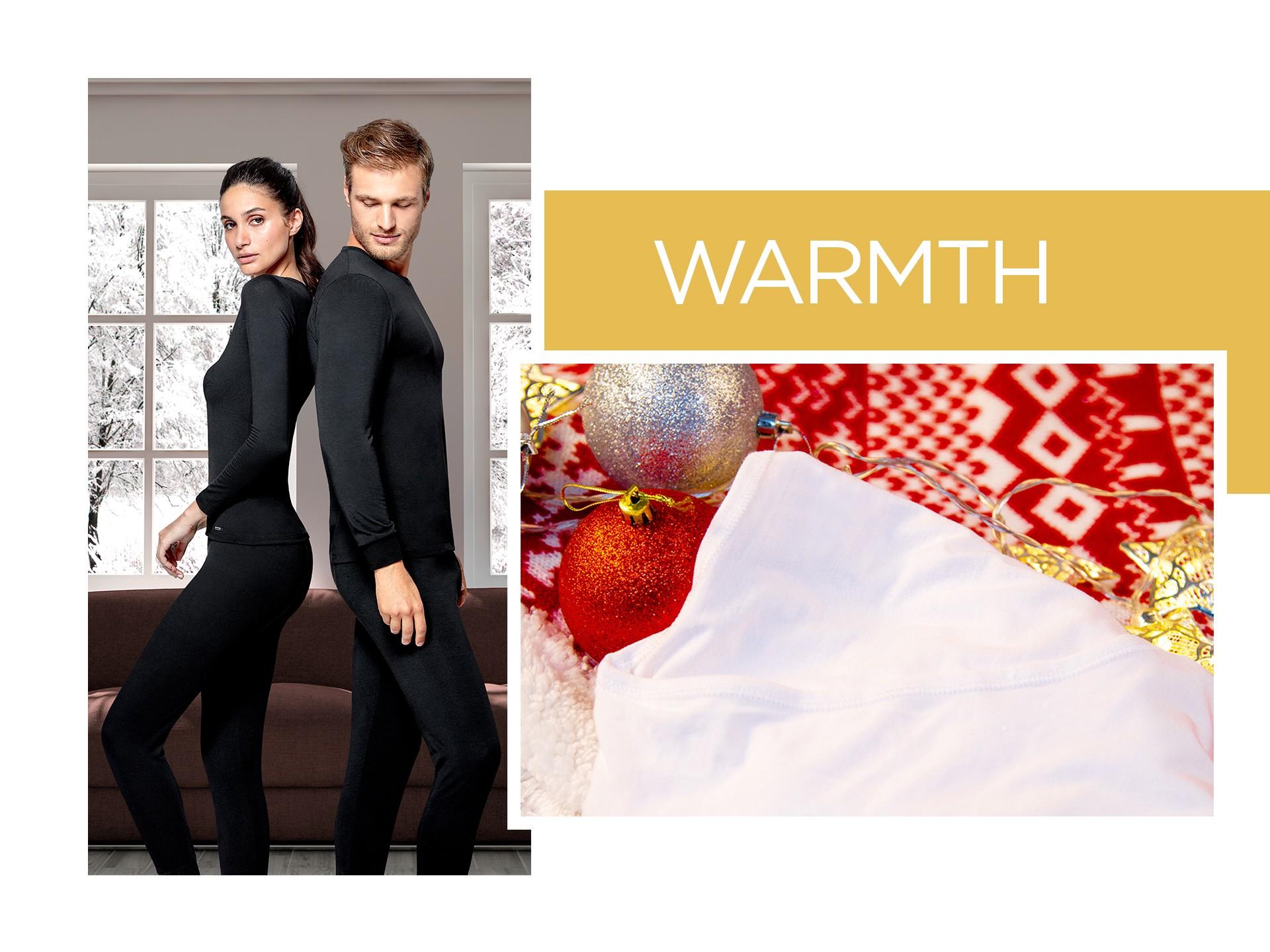Thermal underwear for men, women and children | Underwear for Christmas | Impetus