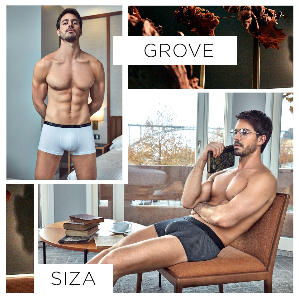 Collection of underwear for men | Impetus