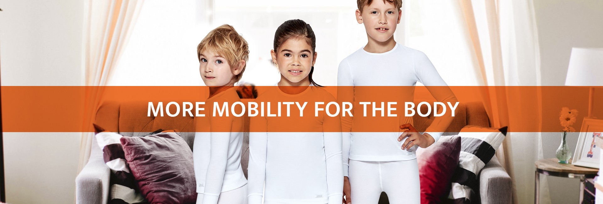 More elasticity | More adaptability | More mobility | More comfort | Thermal underwear_3
