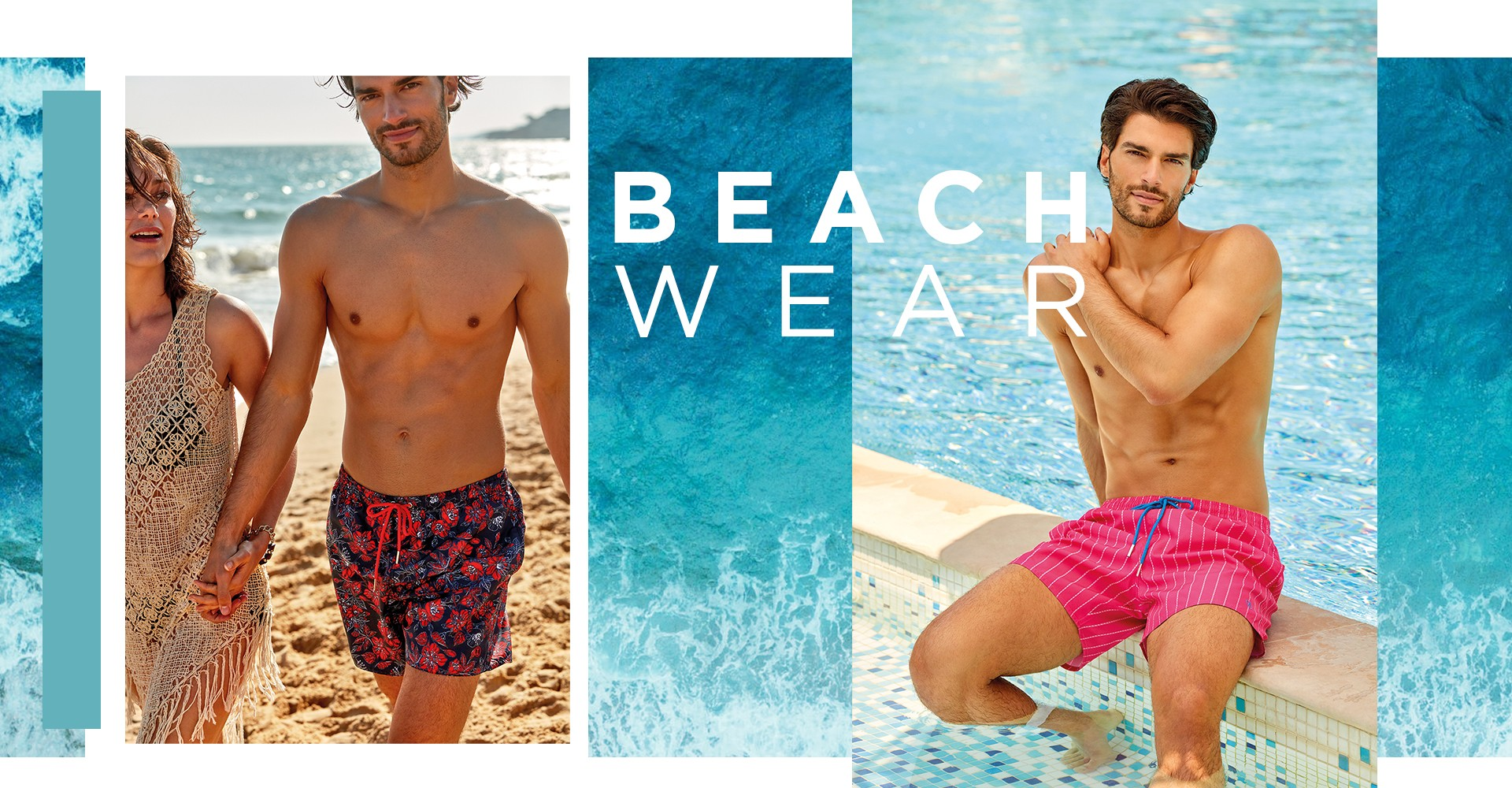 Be inspired by the collection of beachwear with colors and patterns! | Impetus