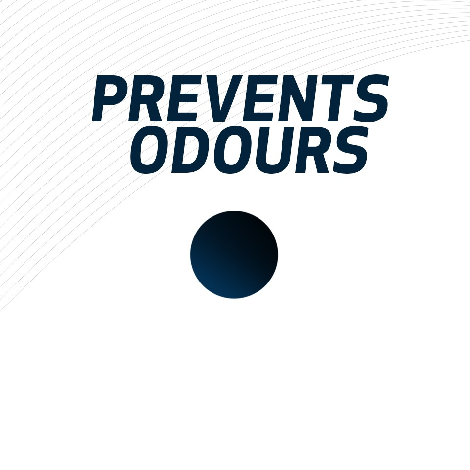 Prevents odors | Quick Drying | Anti-bacterial properties | Boxers for sportsmen | Impetus