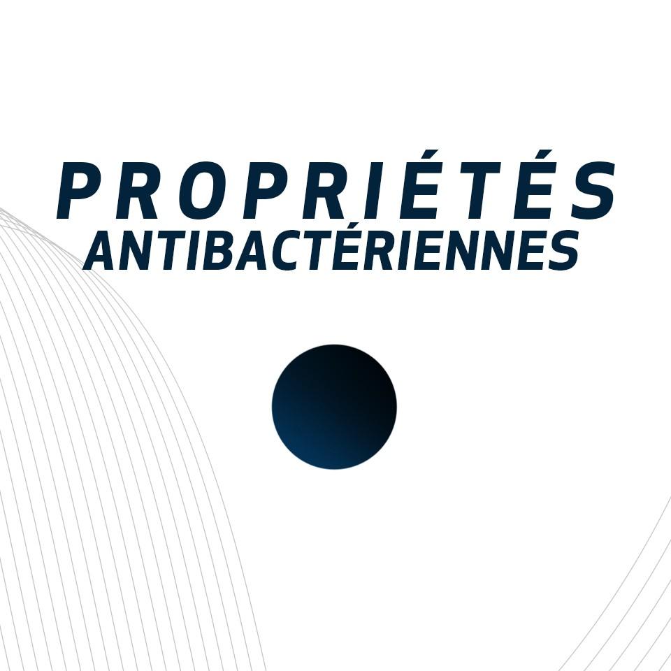 Empêche les odeurs | Séchage rapide | Propriétés antibactériennes | Boxers pour sportifs | Impetus