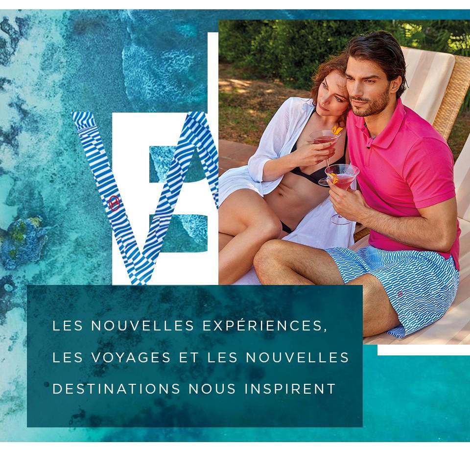 Connaissez la collection de vêtements de plage Impetus | Achetez en ligne maintenant
