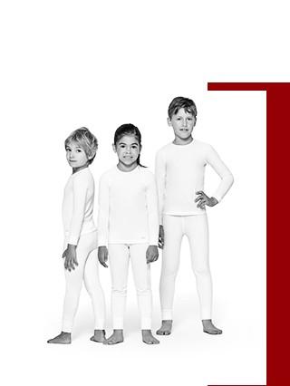Roupa Interior | Criança | Impetus