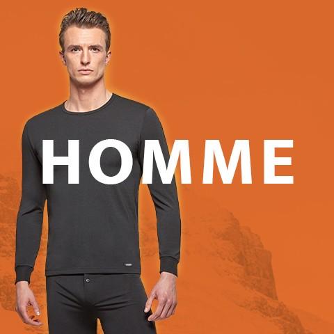 Sous-vêtement thermique pour homme | Impetus
