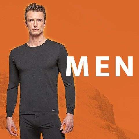 Thermal underwear for men | Impetus