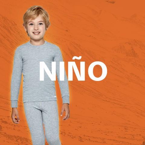 Ropa interior térmica para niño y niña | Impetus