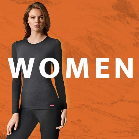 Thermal underwear for women | Impetus