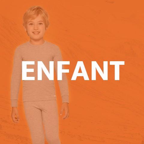 Sous-vêtement thermique pour garçons et filles | Impetus_1