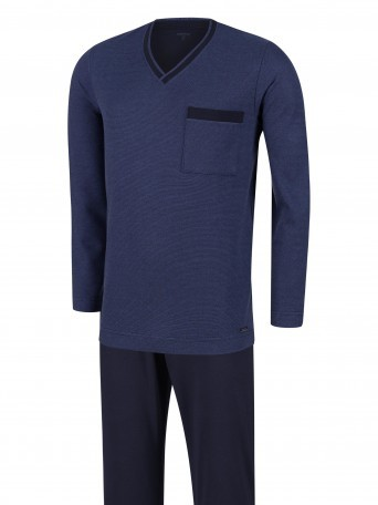 Pijama Jacquard - Hyuga