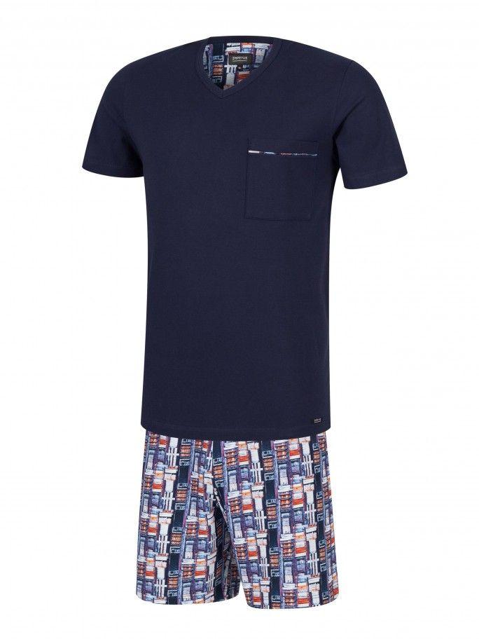Pijama Estampado - Cienfuegos