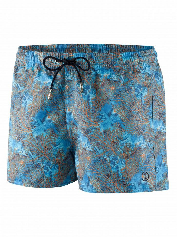 Shorter Length Swim Shorts - Tybee