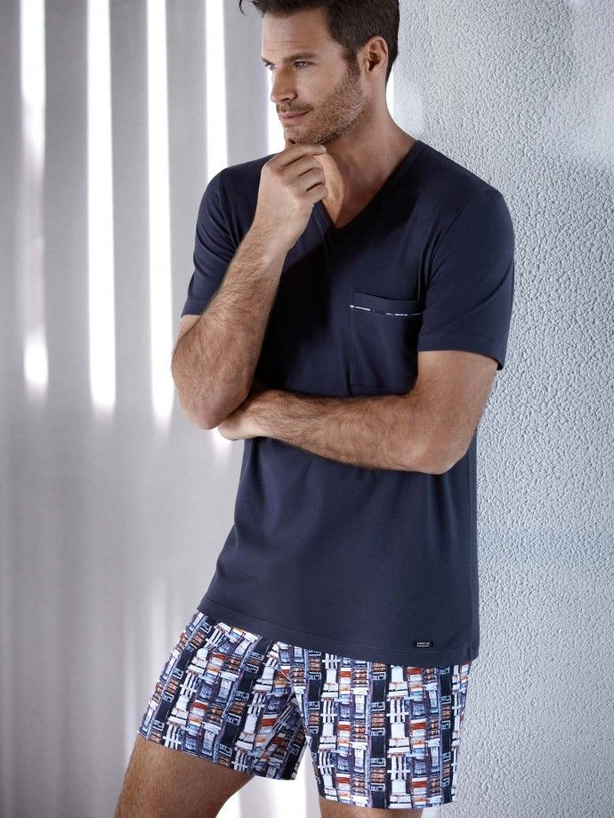 Pyjama Print - Cienfuegos