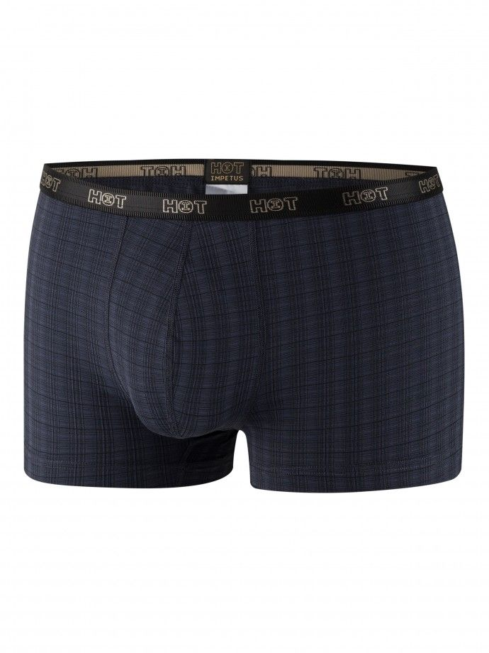 Boxer Jacquard - Forest