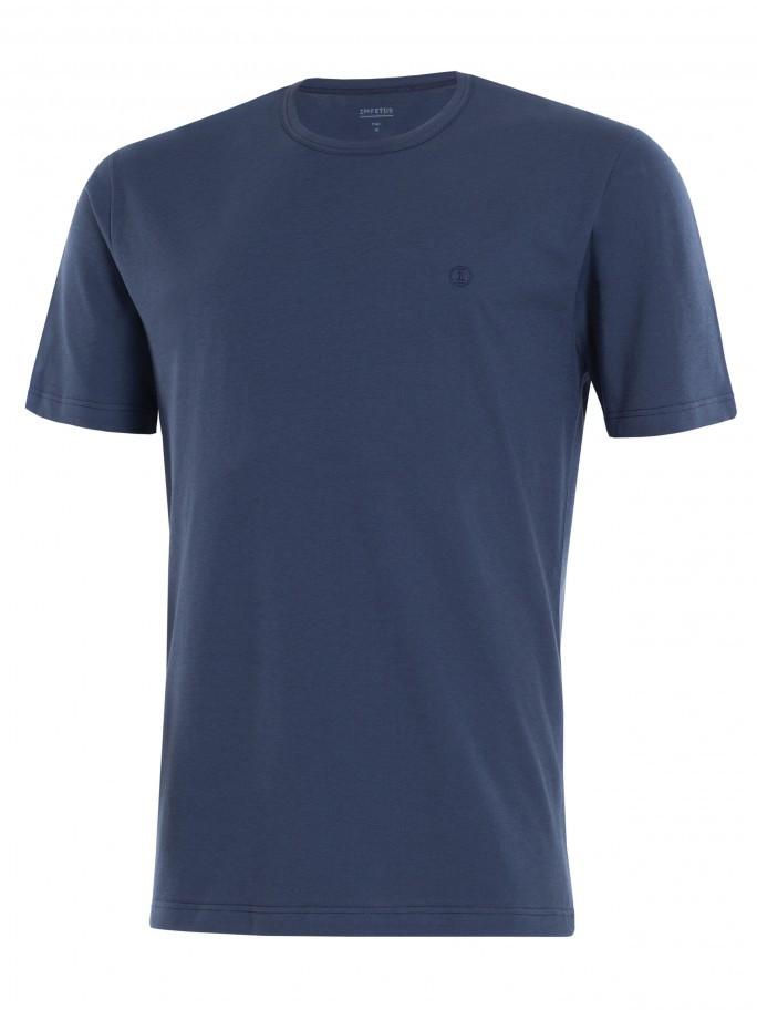 T-shirt decote redondo