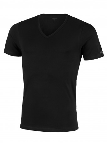 T-shirt Cuelo V Cotton Stretch