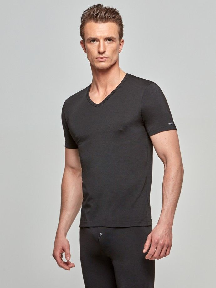 T-shirt cuello V Thermo