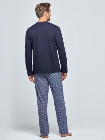 Pijama cardado - Antas