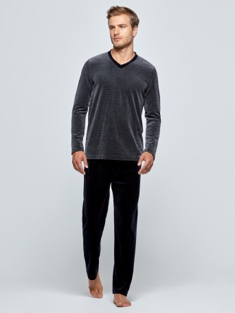 Pijama Veludo - Marquês
