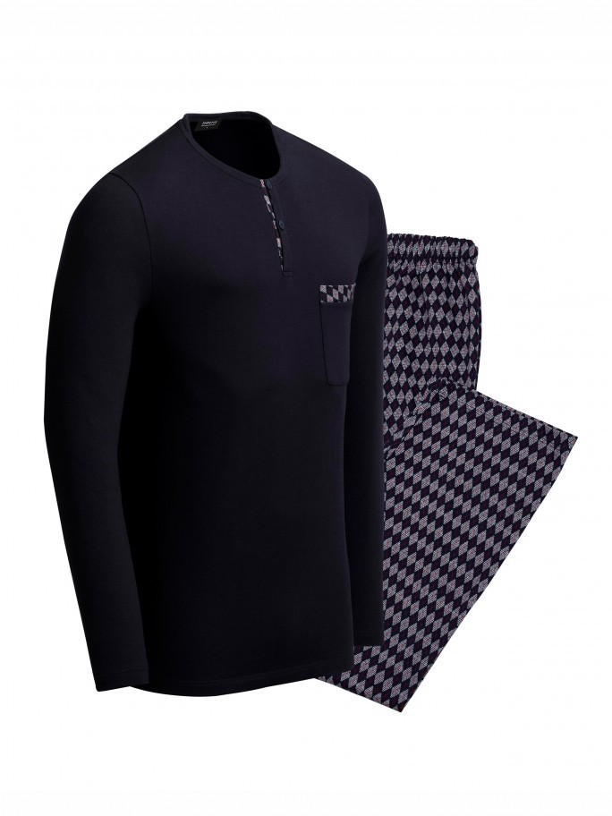 Carded pyjama - Touriga