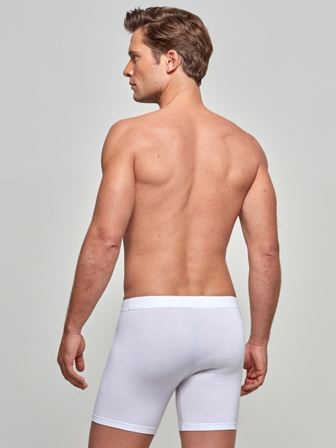 Boxer Longo Cotton Modal
