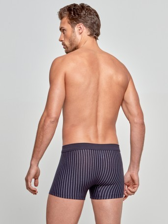 Boxer Riscas - Cotton Stretch
