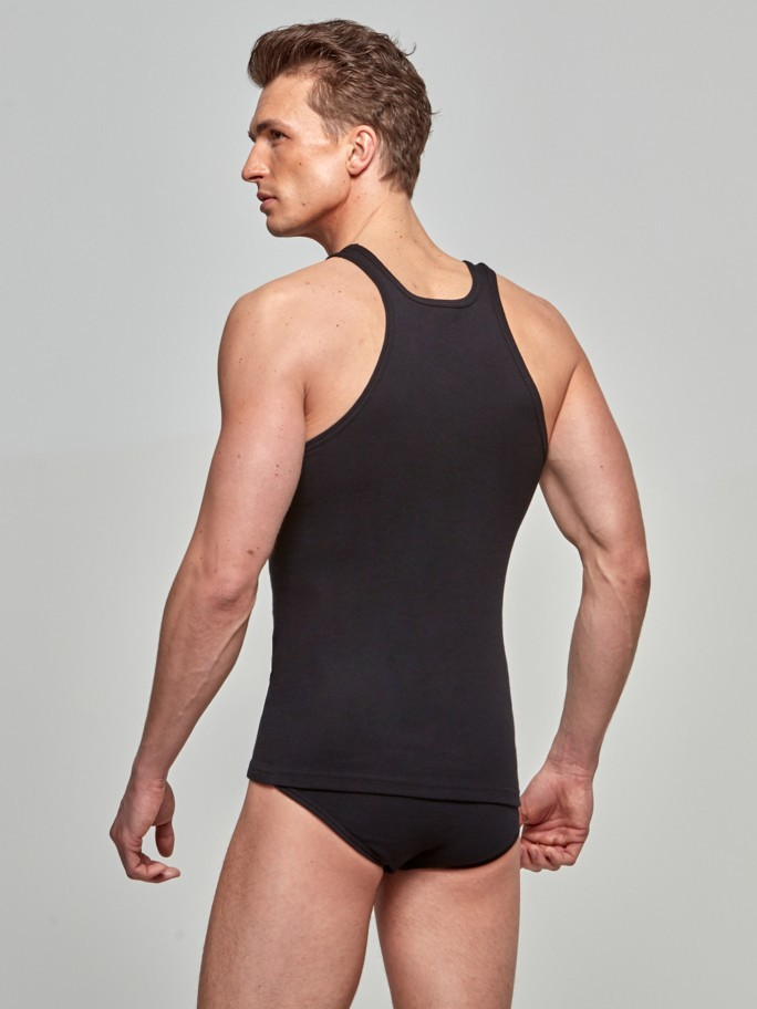 Singlet Pure Cotton