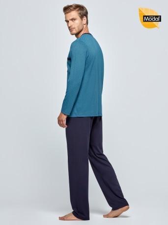 Pijama cardado - Bolhão