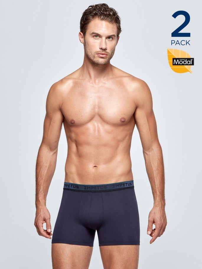 2 Pack Boxers - Fontainhas