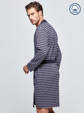 Long Dressing Gown - Touriga