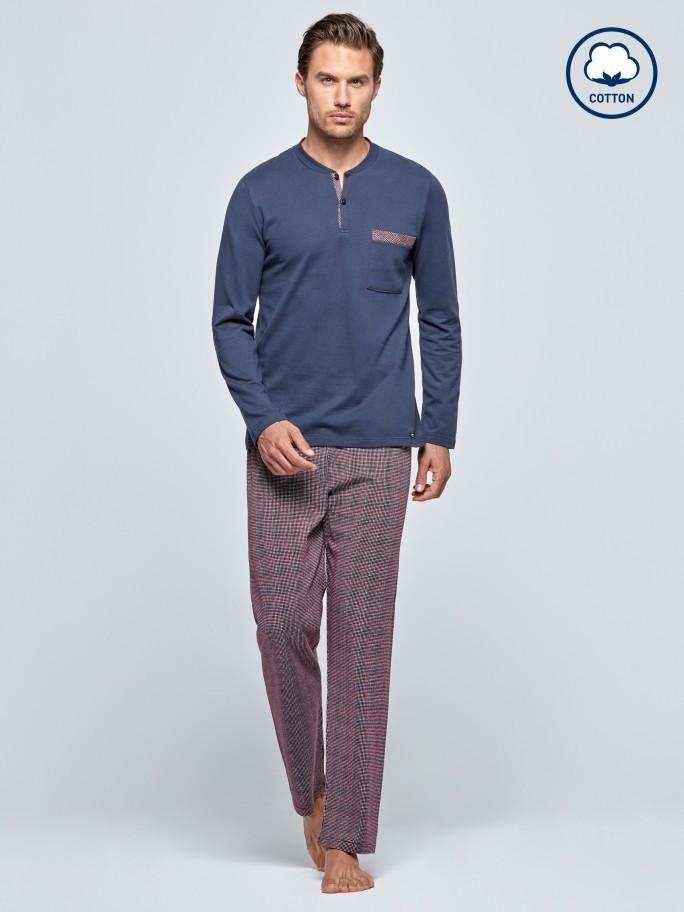Pyjama cardé - Antas