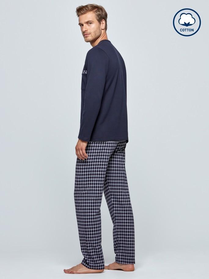 Pijama cardado - Touriga