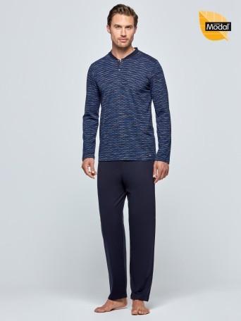 Pijama cardado - Breiner