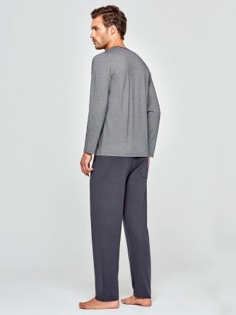 Jacquard Pyjama - Shinto