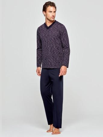 Jacquard Pyjama - Lau