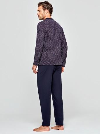 Pijama Jacquard - Lau