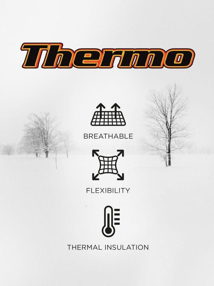 Camisola decote V Thermo
