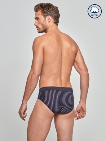 Slip Riscas - Cotton Stretch
