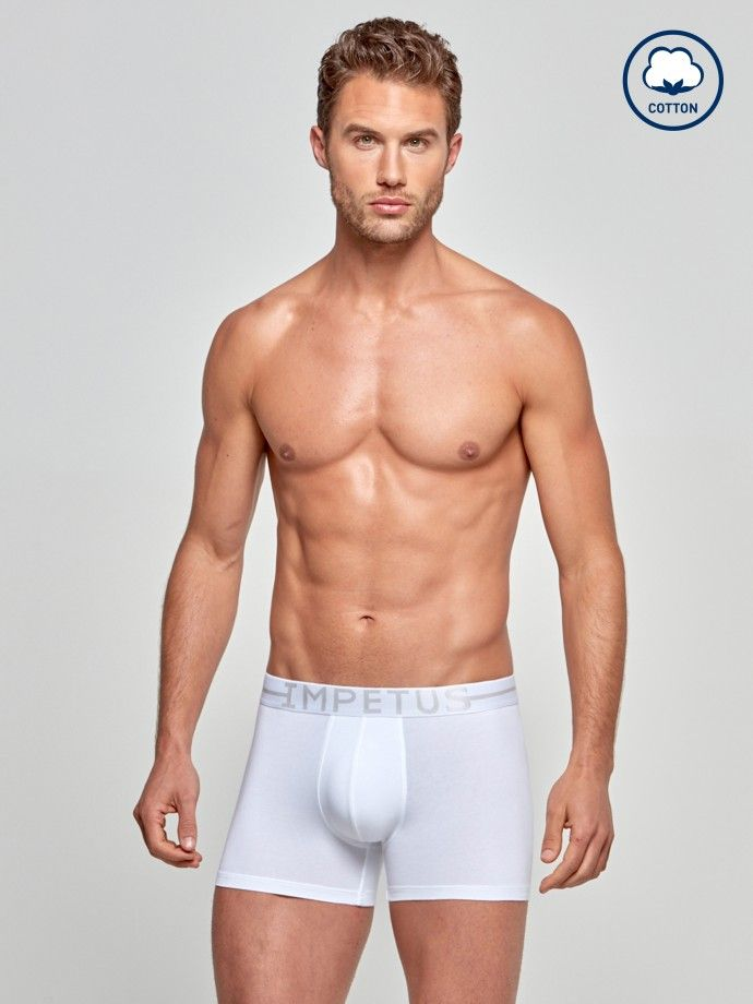 Cotton Stretch Boxer
