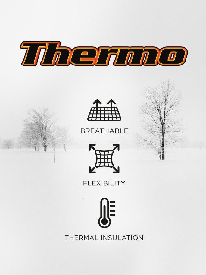 Camiseta Cuello Alto Thermo