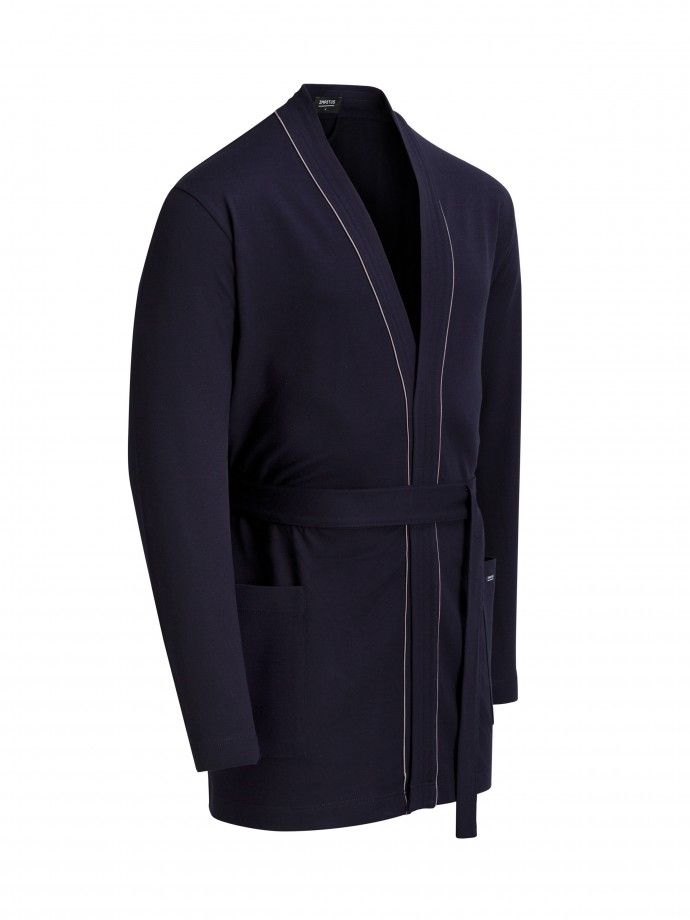Dressing Gown pipping - G04