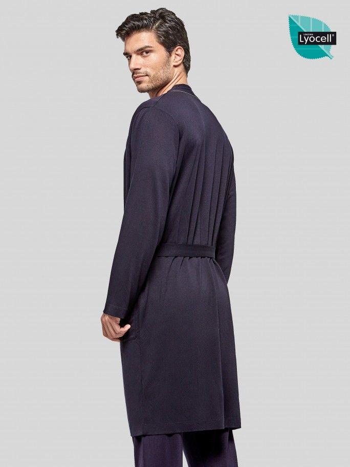 Long Dressing Gown- Montalcino