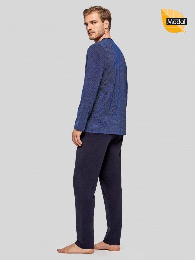 Pijama estampado - Volterra